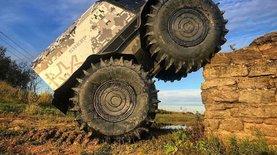 По воде и бездорожью. 6 вездеходов, созданных в Украине – фото