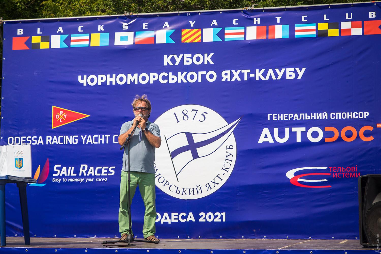 AUTODOC поддержал двухдневную регату Одессе