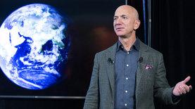 Джефф Безос полетел в космос. Основатель Amazon шел к этому 20 ле…