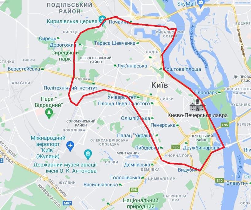 В Киевсовете предлагают запретить застраивать исторический центр города