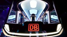 Deutsche Bahn показала новый «поезд идей» для городских перевозок: фото