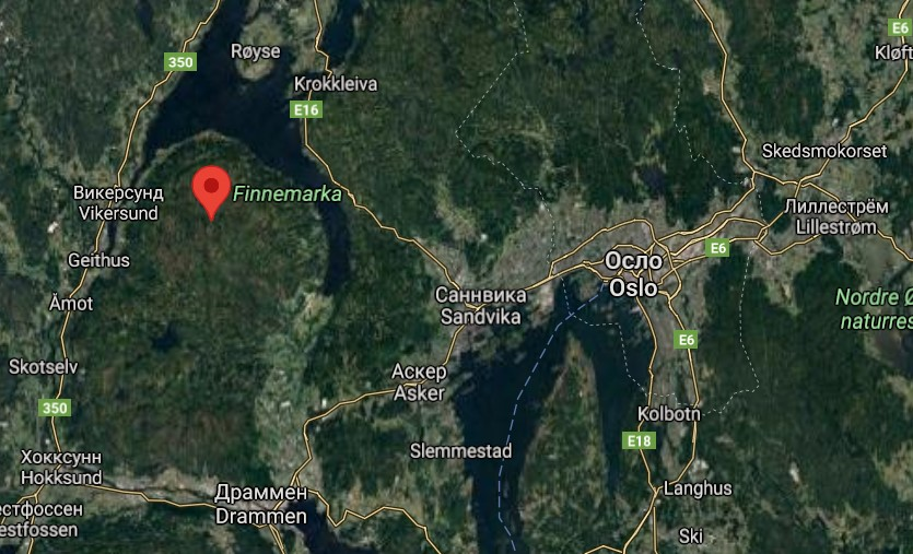 """С грохотом. В Норвегии пролетел """"необычайно большой"""" метеорит и упал под Осло – видео"""