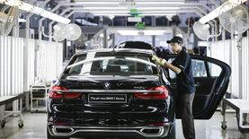 Заводы BMW останавливаются из-за дефицита чипов