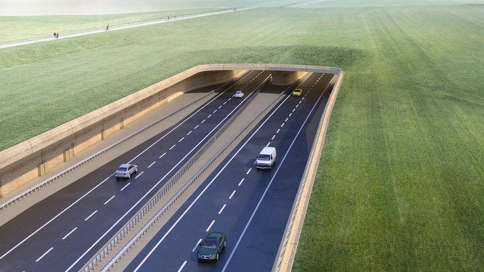 1,7 млрд фунтов. Защитники Стоунхенджа добились запрета на постройку туннеля у памятника