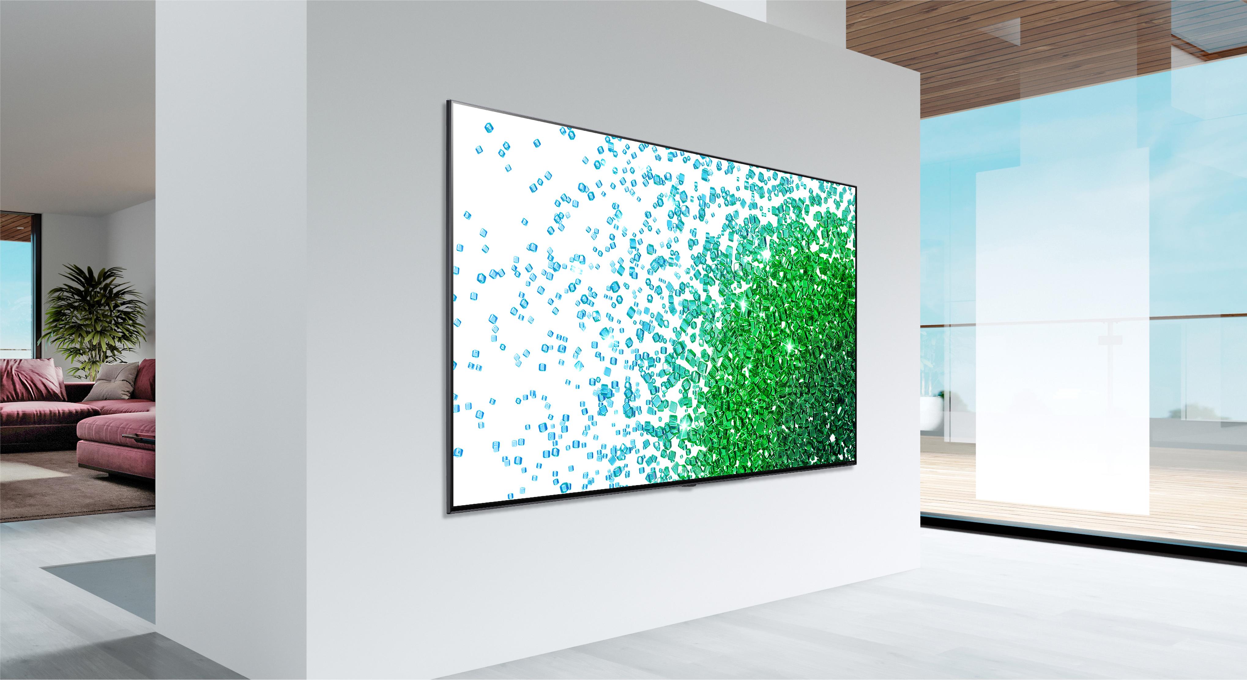 Линейка телевизоров LG NanoCell 2021: новые возможности и габариты