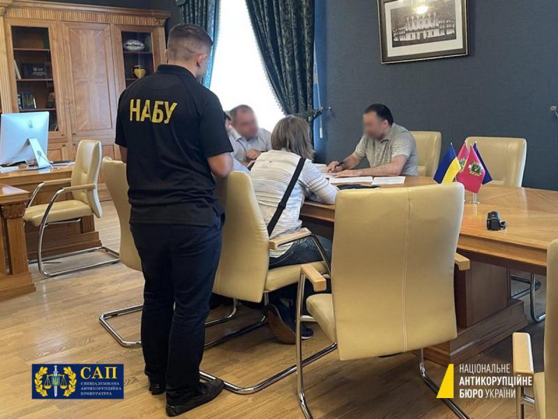 Взятка в 1 млн грн. НАБУ сообщило о подозрении главе Харьковского облсовета – фото