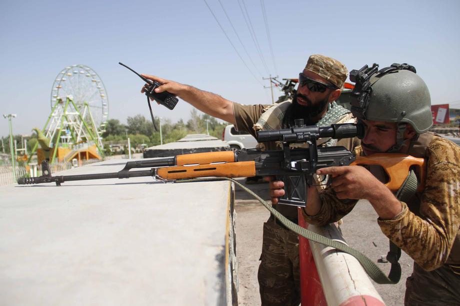 """""""Черная дыра"""". Война поглощает Афганистан, и это угрожает всему миру"""