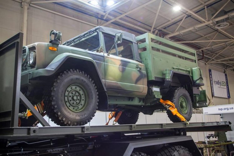 Украинская армия советские УАЗики заменит потомками американского Jeep: фото