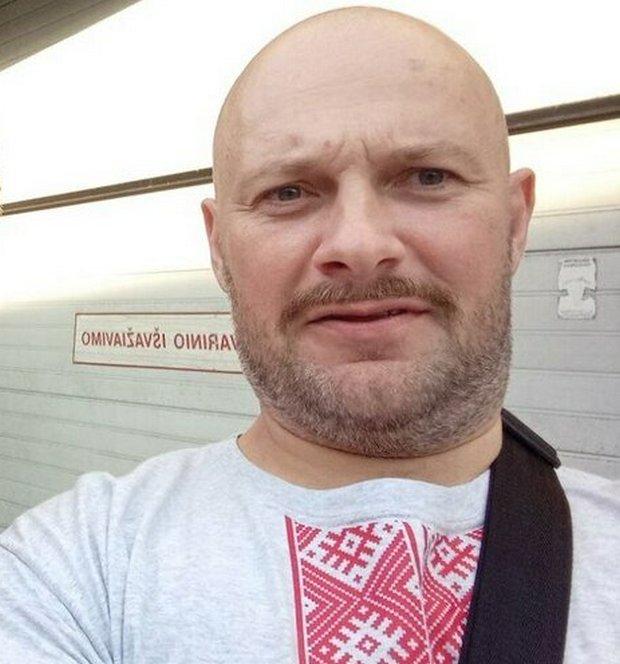 Андрей Суша (фото — Наша Ніва)