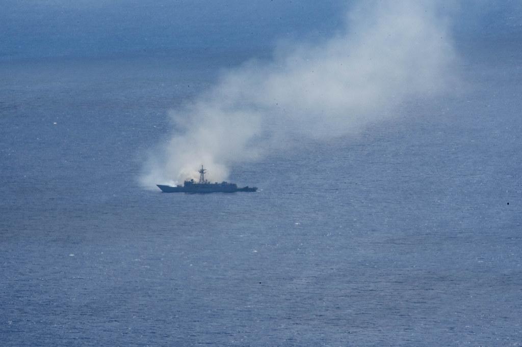 США разбомбили последний построенный фрегат Oliver Perry. Такие хотели отдать Украине