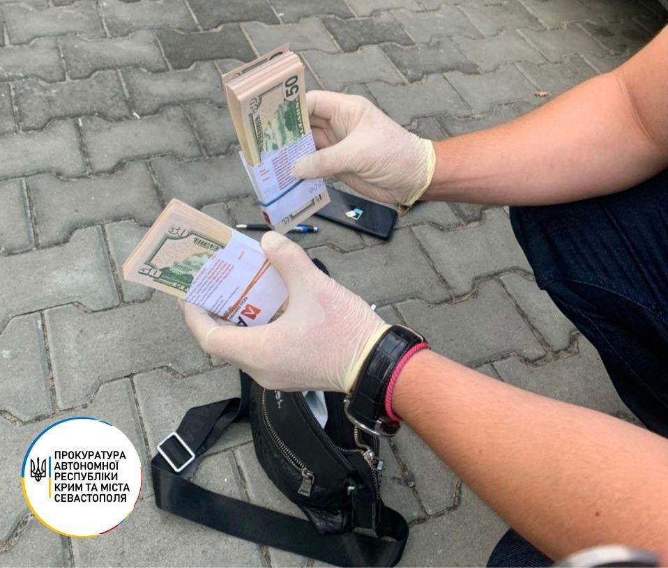 В Украину через Крым пытались переправить около $1 млн. фальшивых долларов (ФОТО) 5