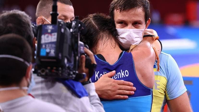 Украинская призерка Олимпиады решила отдать подаренную ей квартиру своему тренеру