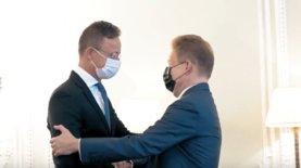 Петер Сийярто договорился с Газпромом об условиях поставки газа в…
