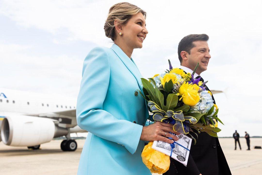 Зеленский прибыл в Вашингтон по приглашению Байдена – фото