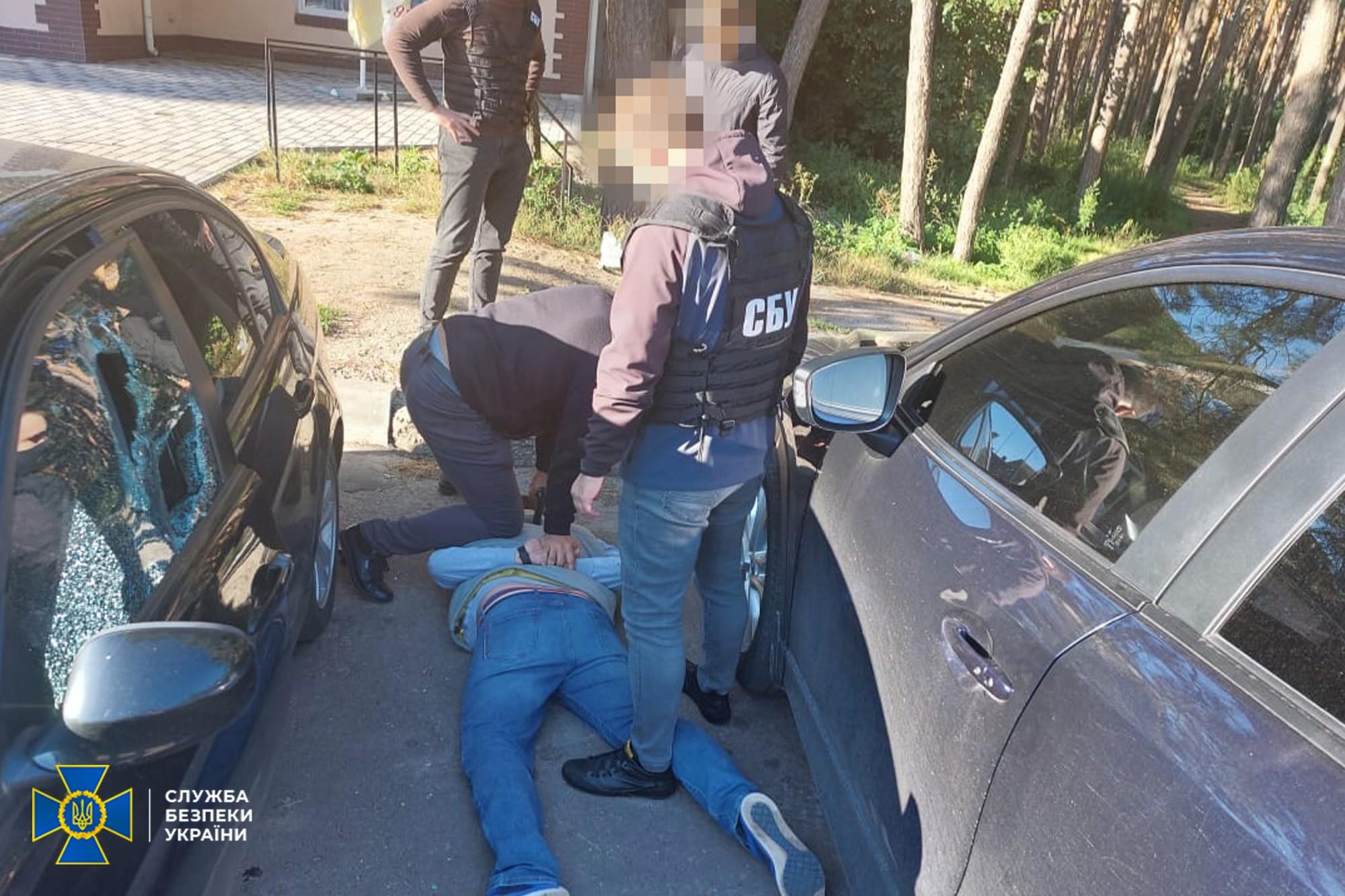 СБУ: На взятке $20 000 задержан начальник Летной академии НАУ – фото, видео
