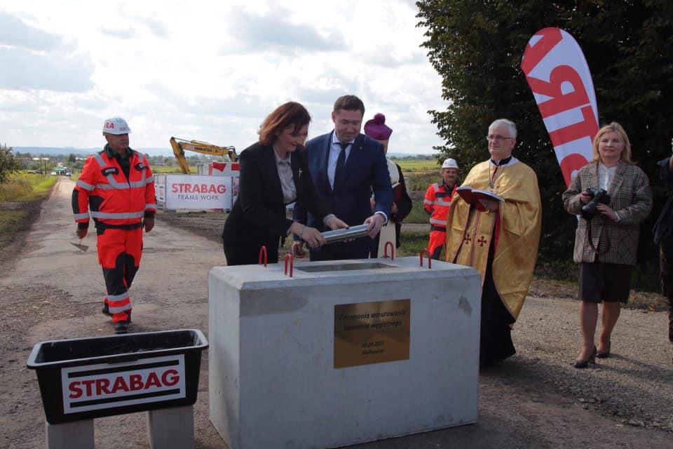На границе Польши и Украины начинают строить новый пункт пропуска
