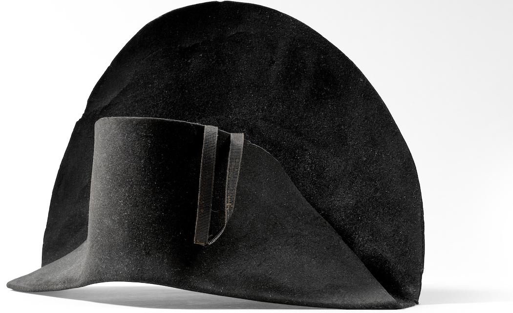 В Гонконге нашли шляпу Наполеона с ДНК императора. Головной убор продадут с аукциона: фото