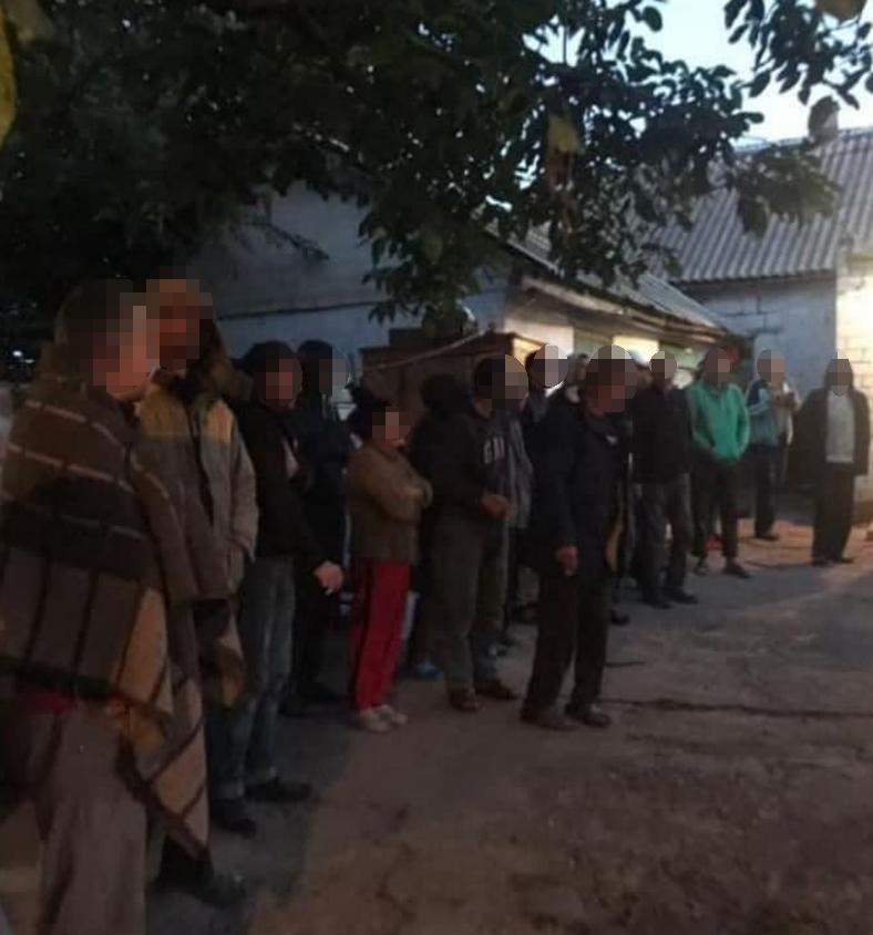 Київські силовики затримали групу, яка тримала в рабстві 120 осіб – ОГП
