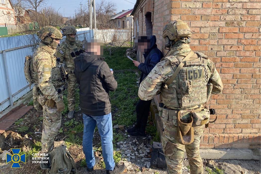 22-летний житель Житомирской области осужден на восемь лет за работу на ФСБ России