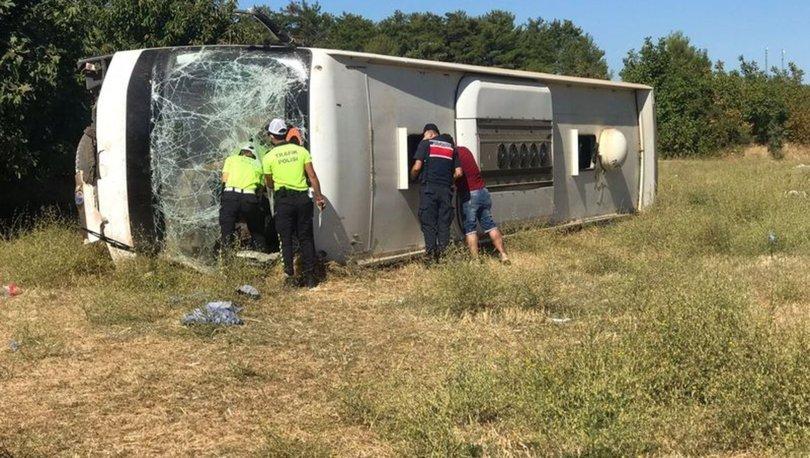 В Турции перевернулся автобус с туристами: пострадали 35 украинцев, погиб водитель – фото