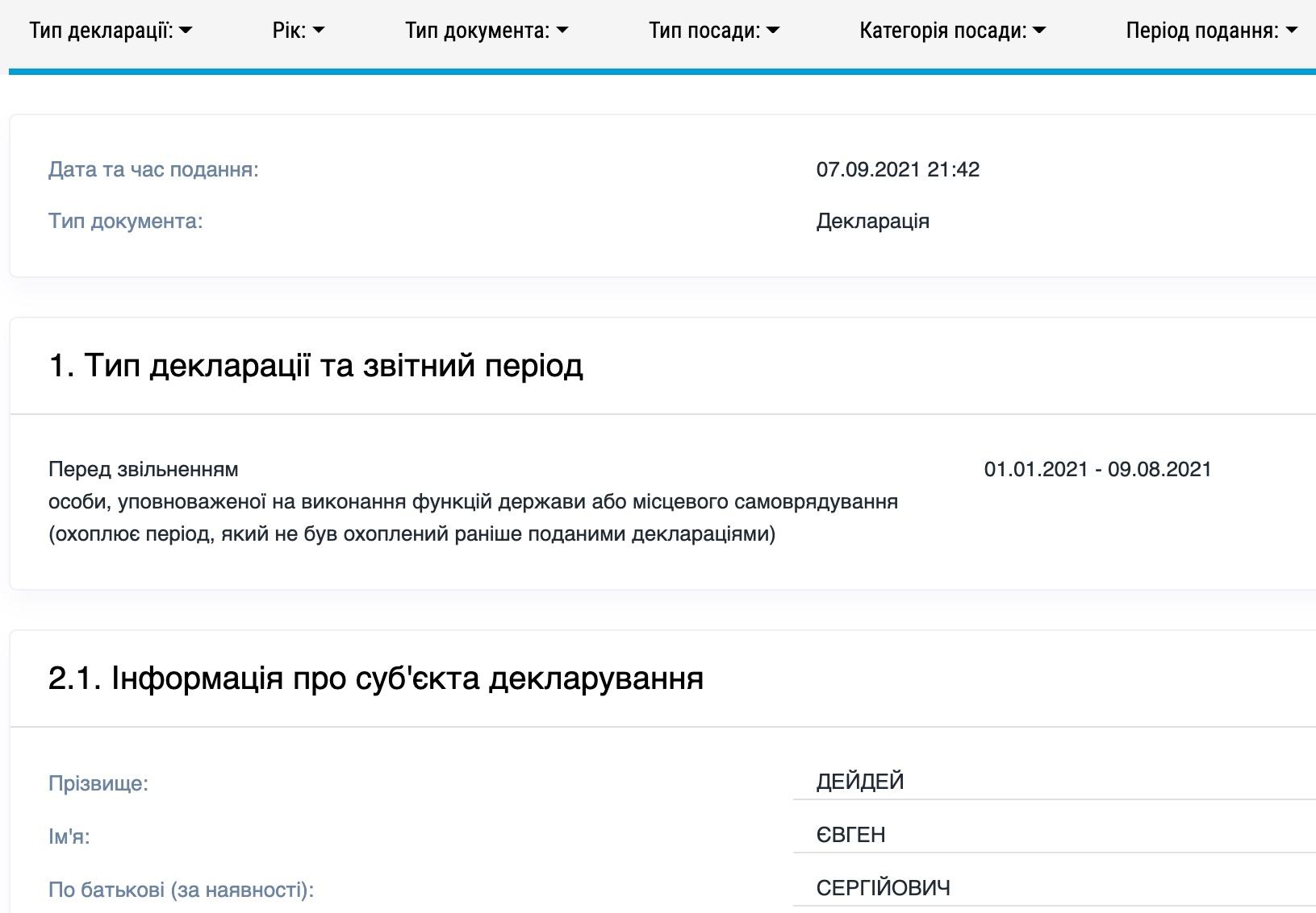 Скандал с киллерами наркобарона. Увольняется помощник главы полиции Киева –Слідство.інфо