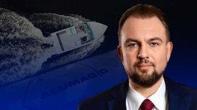 Всеволод Ковальчук строит катера Алюмаджик, а был топом Укрэнерго…