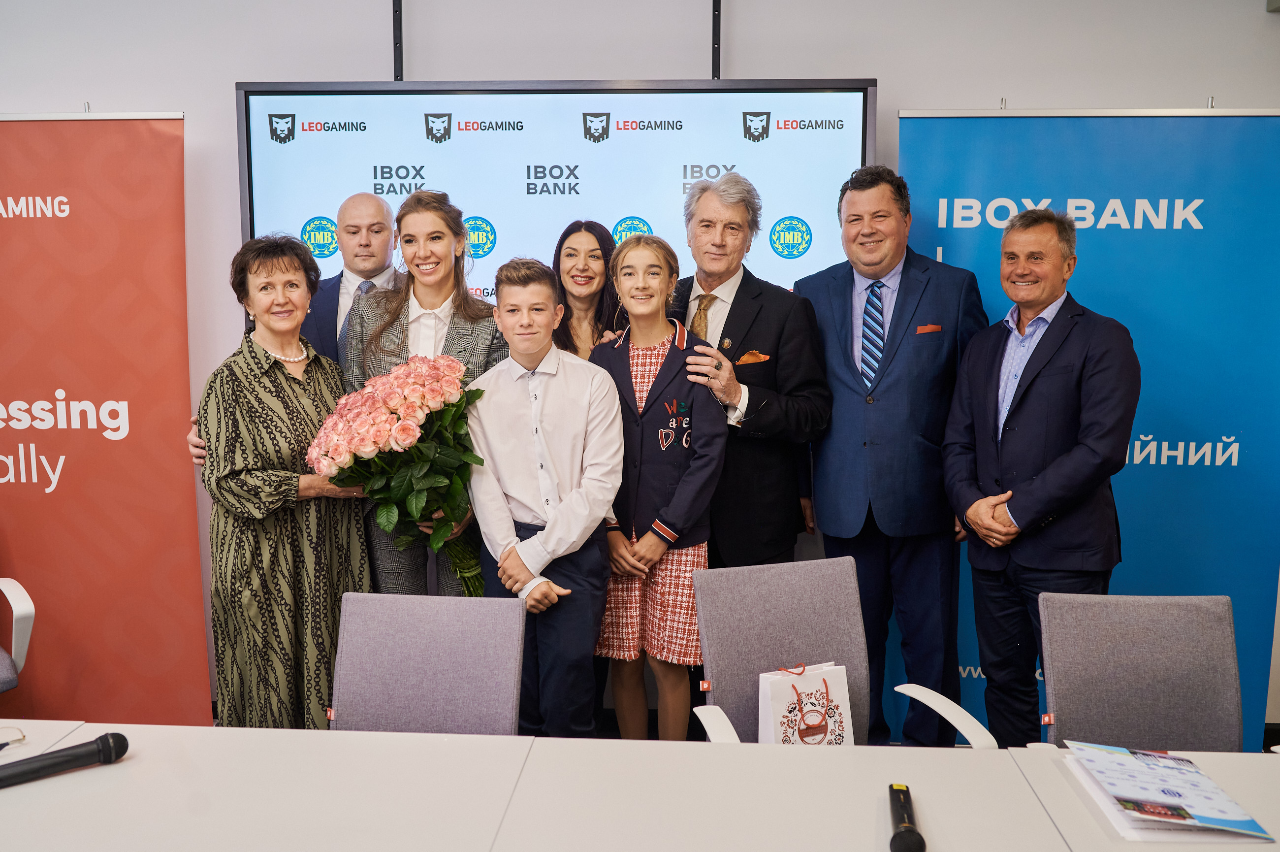 В Институте международных отношений открыли интерактивный образовательный центр