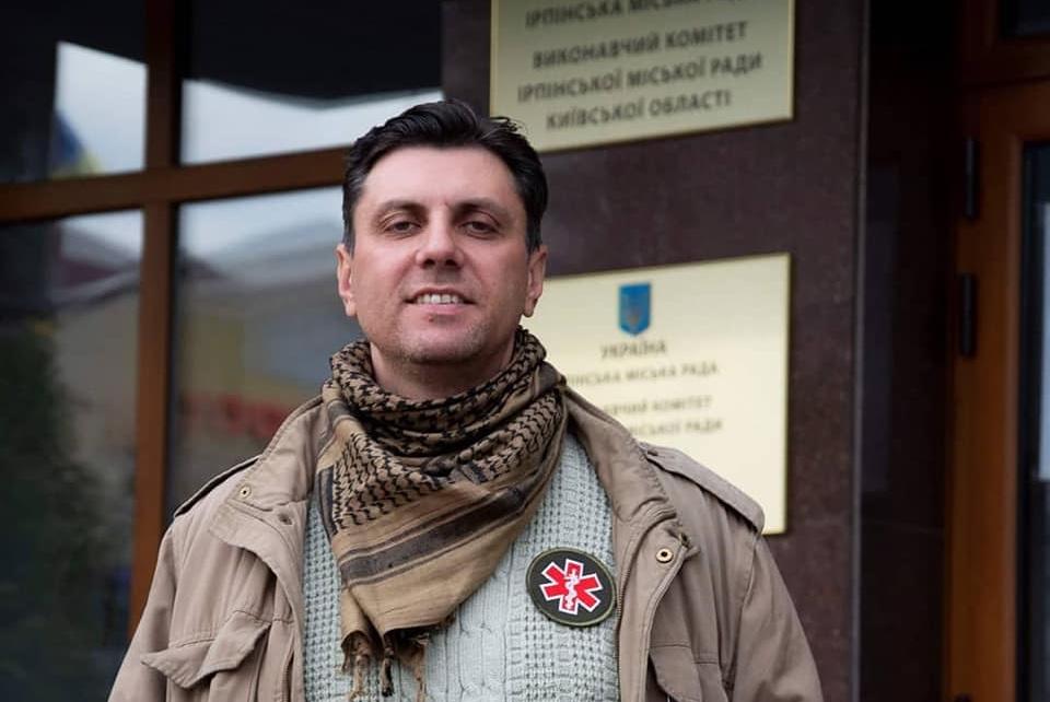 Алексей Кавлак (фото – Facebook Кавлака)