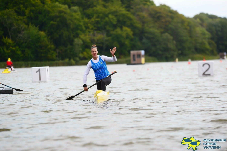 Україна завоювала чотири медалі на чемпіонаті світу з веслування на байдарках і каное