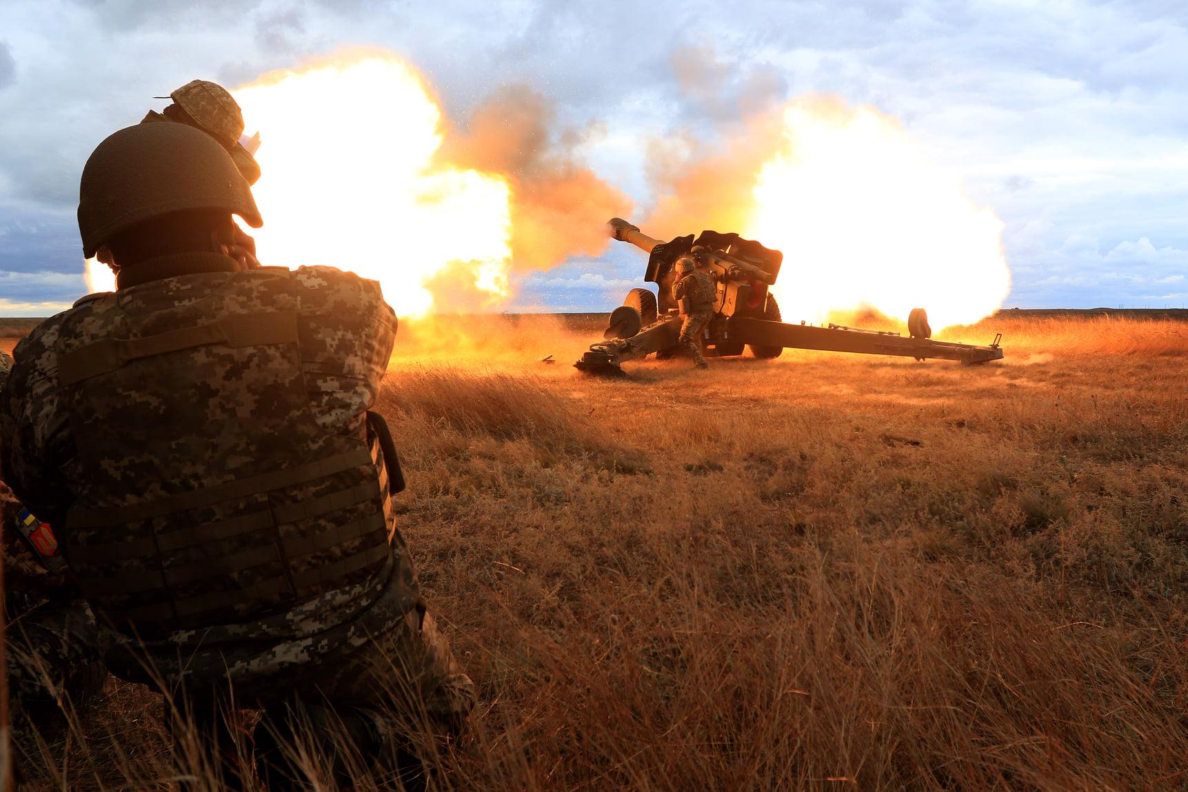 Показали максимальные возможности ЗРК. Фото и видео боевых пусков на Объединенных усилиях