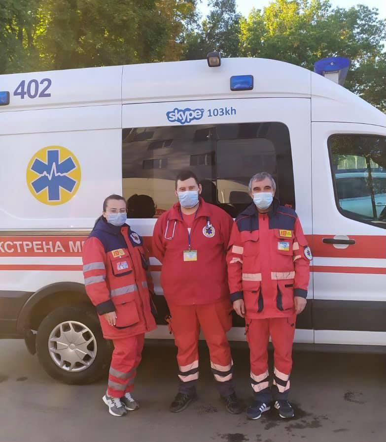 В Харькове спасли больного COVID-19. Он пережил клиническую смерть
