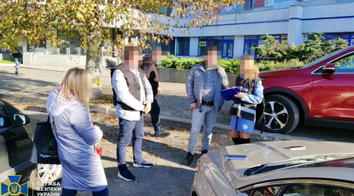В Чернигове массово подделывали COVID-сертификаты (Фото: пресс-служба СБУ)