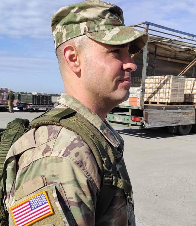 В Украину прибыла дополнительная военная помощь от правительства США: фото
