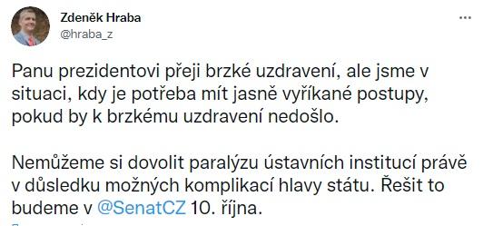 Пророссийского президента Чехии могут лишить полномочий