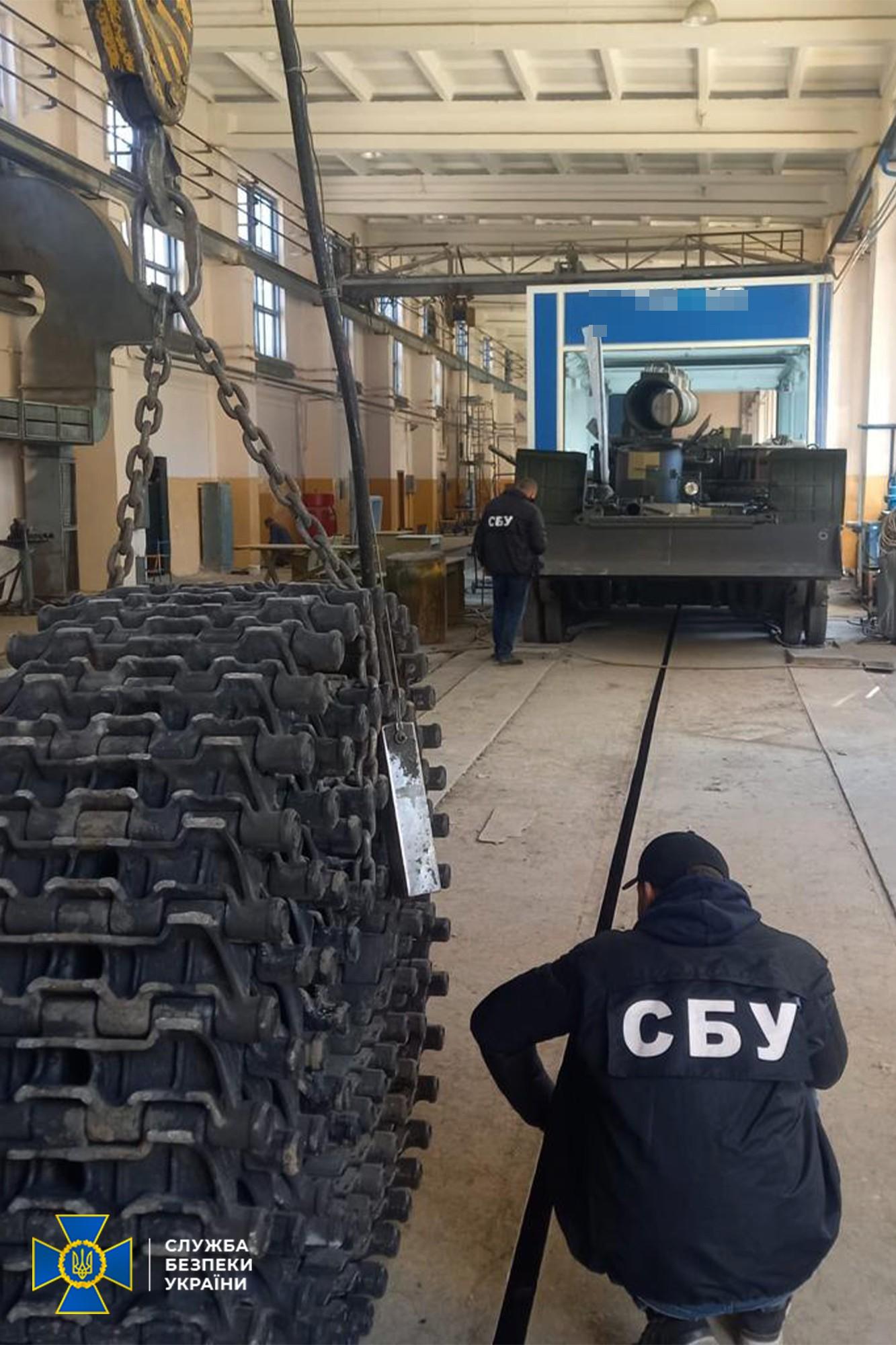 СБУ раскрыла коррупционную схему в Укроборонпроме (Фото: пресс-служба СБУ)