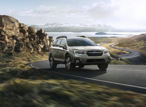 Новый Subaru Outback начали официально продавать в Украине