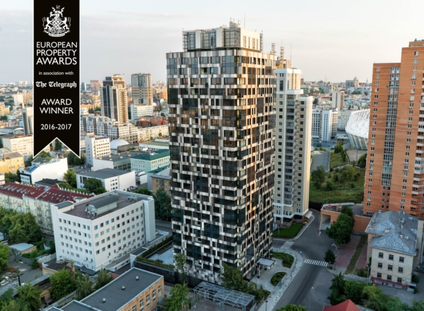 KAN Development получила премию International Property Awards