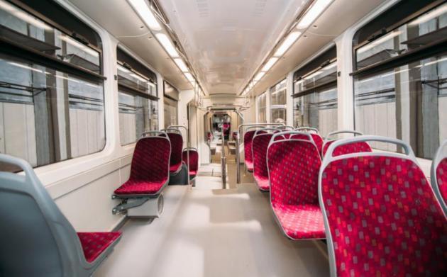 Новый трамвай Татра-Юг вышел на ходовые испытания