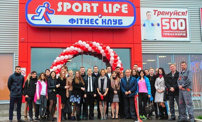 Фитнес-оператор Sport Life открыл 40-й клуб