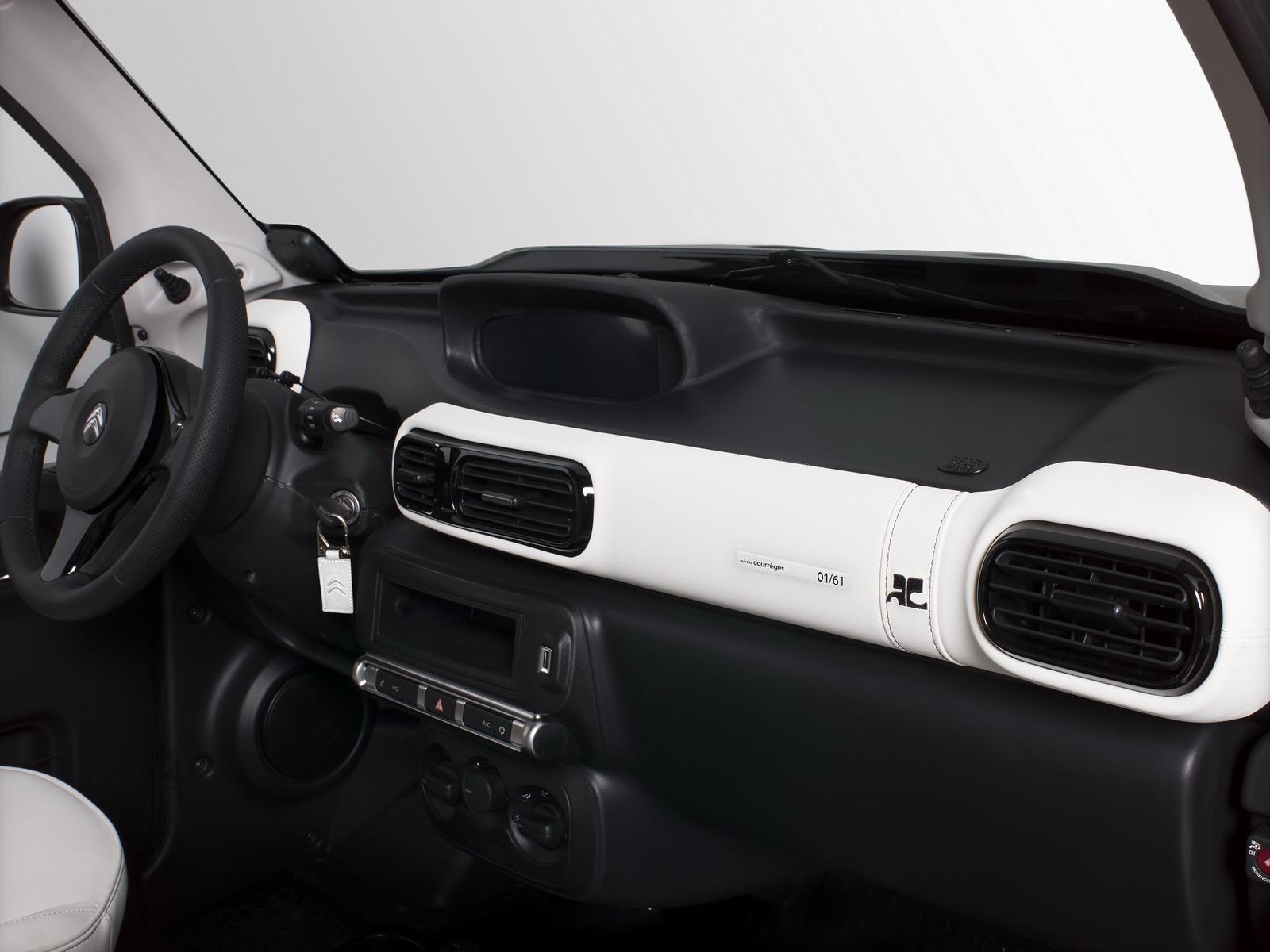 Citroen пустит в серию модный электрический кросс-кабриолет: фото