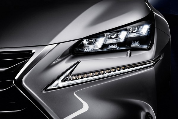 Новый Lexus NX уже можно заказать в Украине