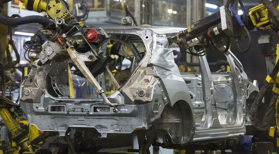 Nissan Leaf второго поколения начали выпускать для Европы: фото