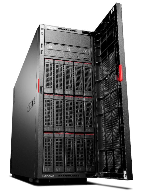 Серверы Lenovo - надежное сердце любого бизнеса