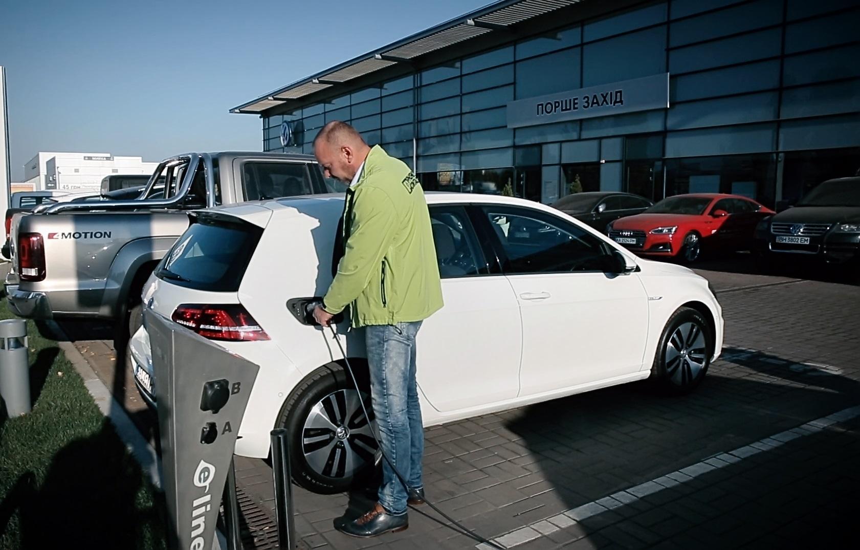 Выгоды электромобильности для украинского бизнеса