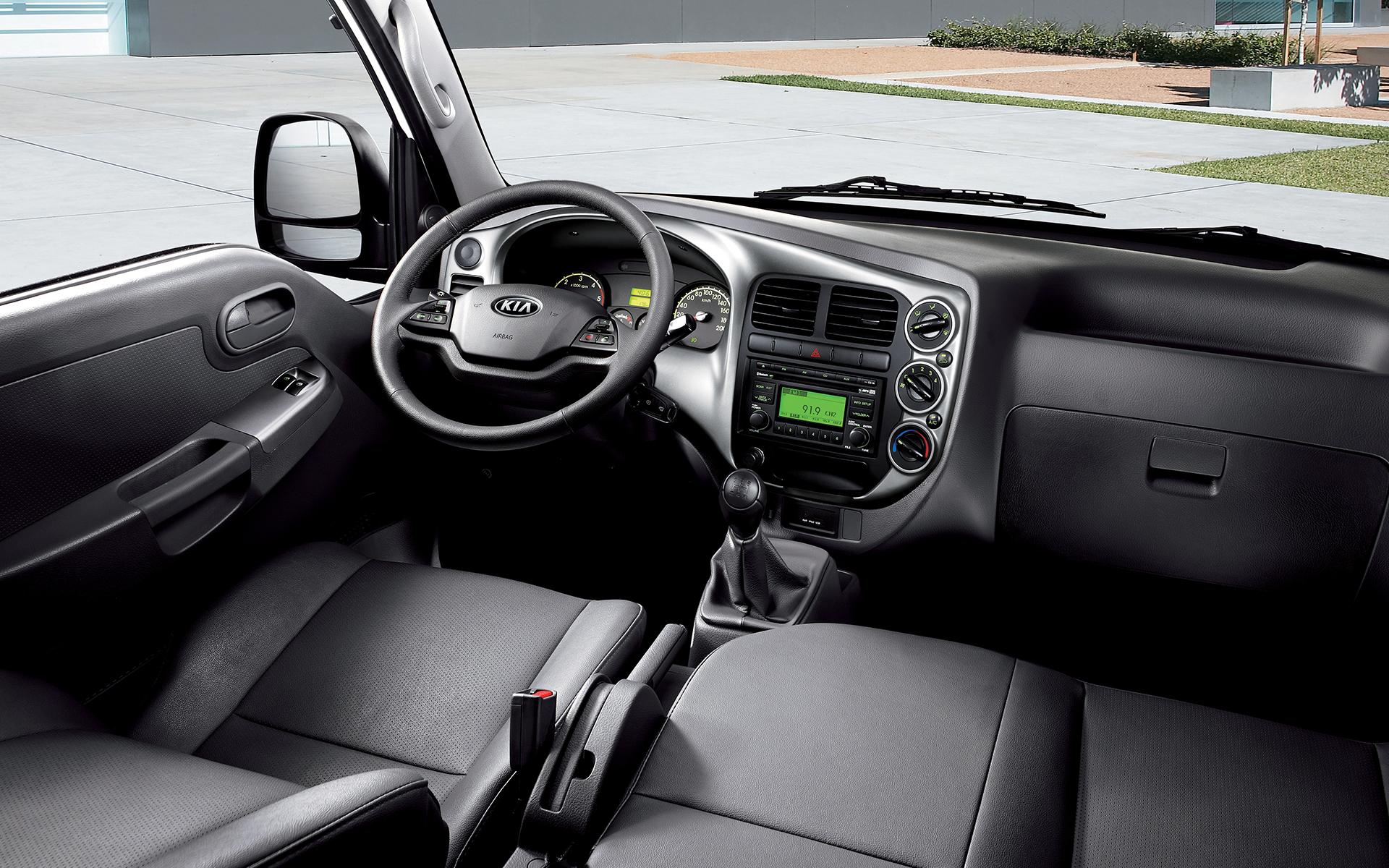 Бренд Kia в Украине выходит на рынок с моделью К2500