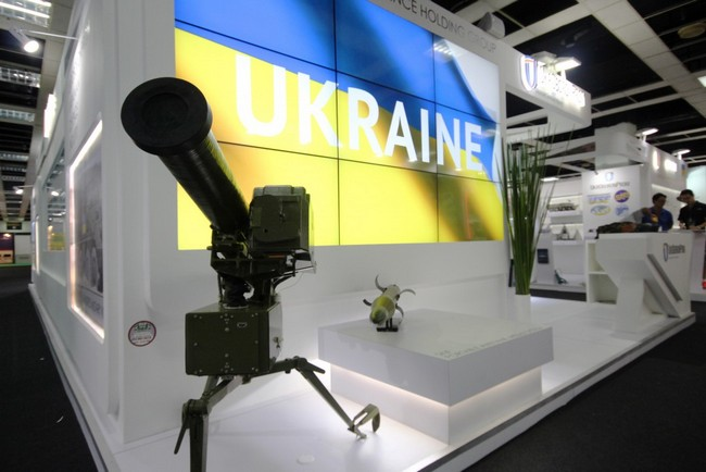 В Малайзии заинтересовались продукцией Укроборонпрома: фото
