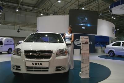 ЗАЗ впервые вышел в лидеры рынка легковых автомобилей в Украине