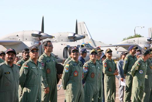 """Кому выгодно, чтобы в Украине """"пропали"""" пять индийских Ан-32"""