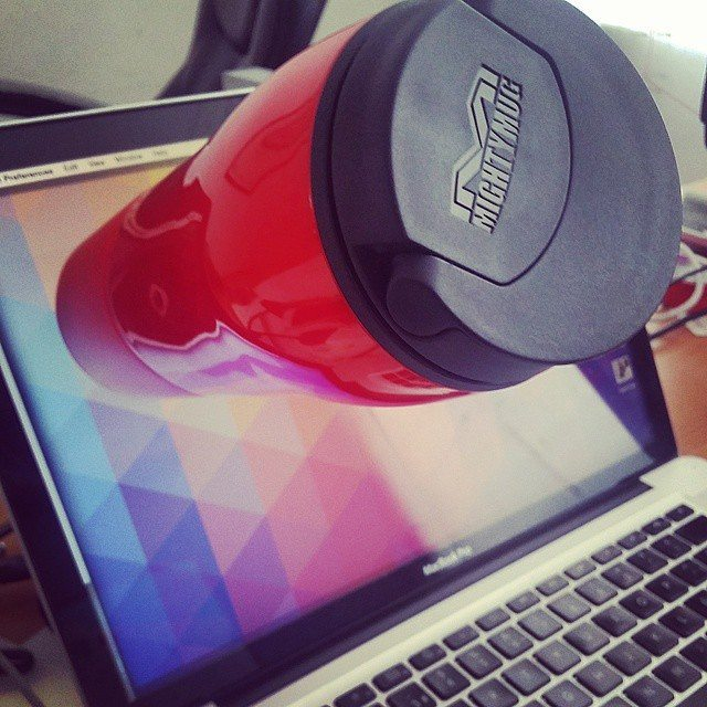 Mighty Mug: суперустойчивая кружка c Kickstarter теперь в Украине