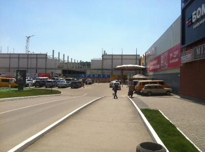 В самом крупном ТРК Крыма MEGANOM быстрее всех победили стихию